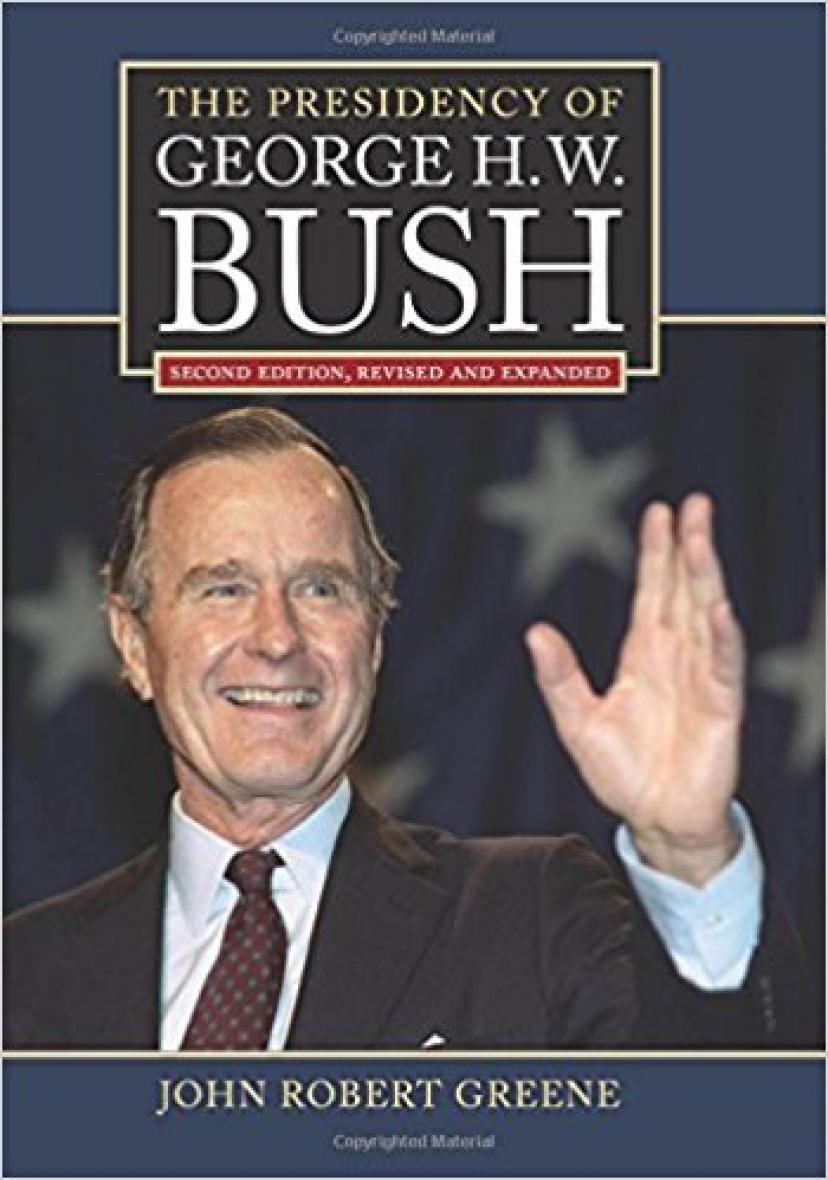 ジョージ・H・W・ブッシュ「ザ・プレジデンシー・オブ・ジョージ・H・W・ブッシュ」