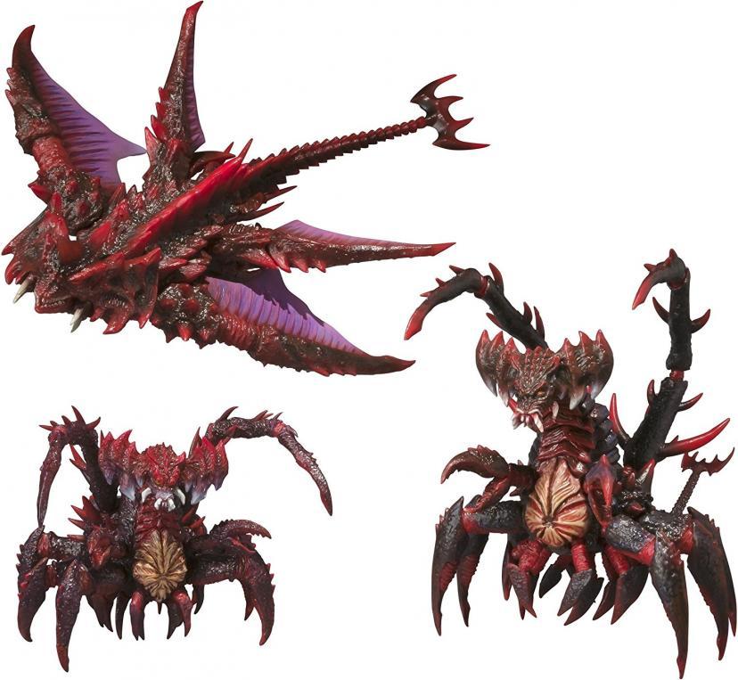 ゴジラvsデストロイア S.H.MonsterArts デストロイアエボリューションセット(1995)