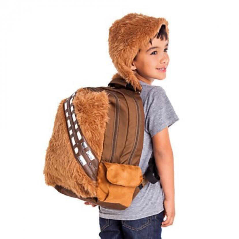 おもちゃ Disney ディズニー Store Chewbacca チューバッカ Backpack - Star Wars [並行輸入品]