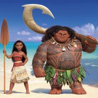 『モアナと伝説の海』のトリビア&裏話を紹介 マウイは髪の毛がない設定だった?