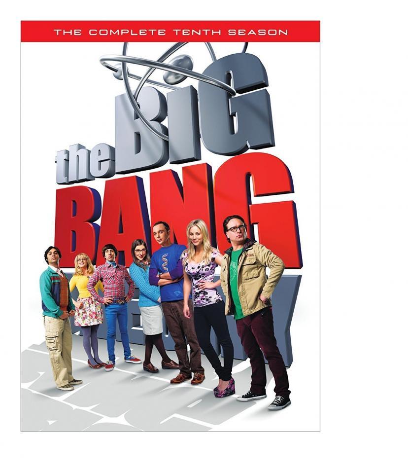 The Big Bang Theory: The Complete Tenth Season[ビッグバン・セオリー ギークなボクらの恋愛法則]