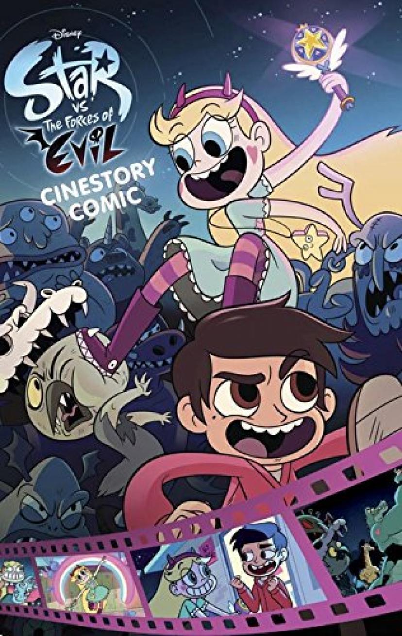 Disney Star vs the Forces of Evil Cinestory Comic (英語)