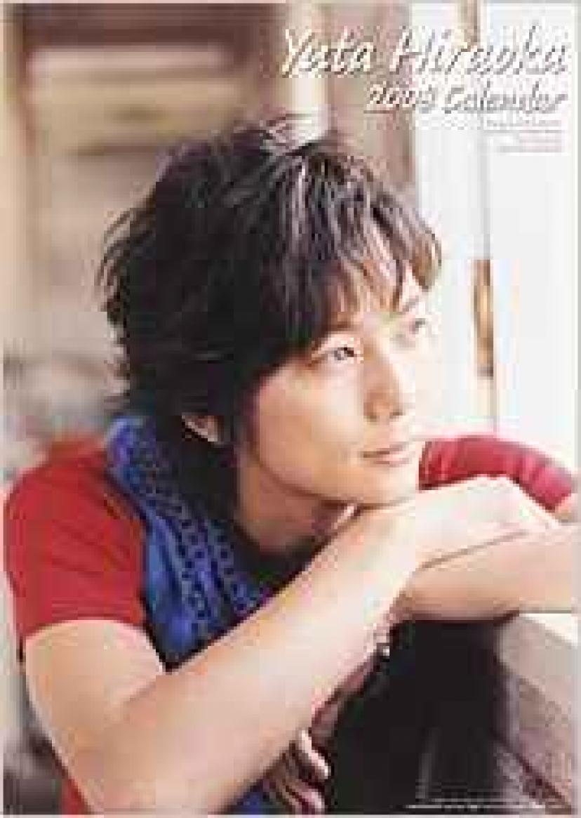 『平岡祐太 2008年カレンダー』