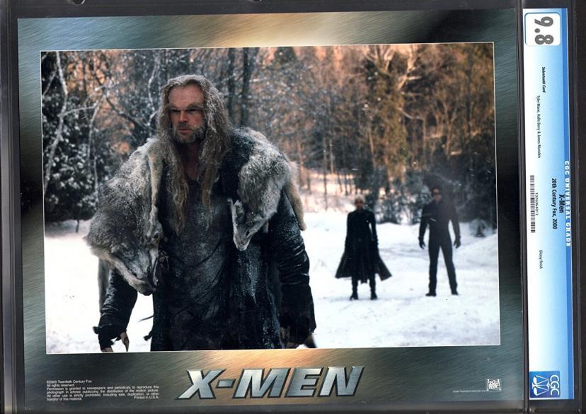 セイバートゥース『X-MEN』
