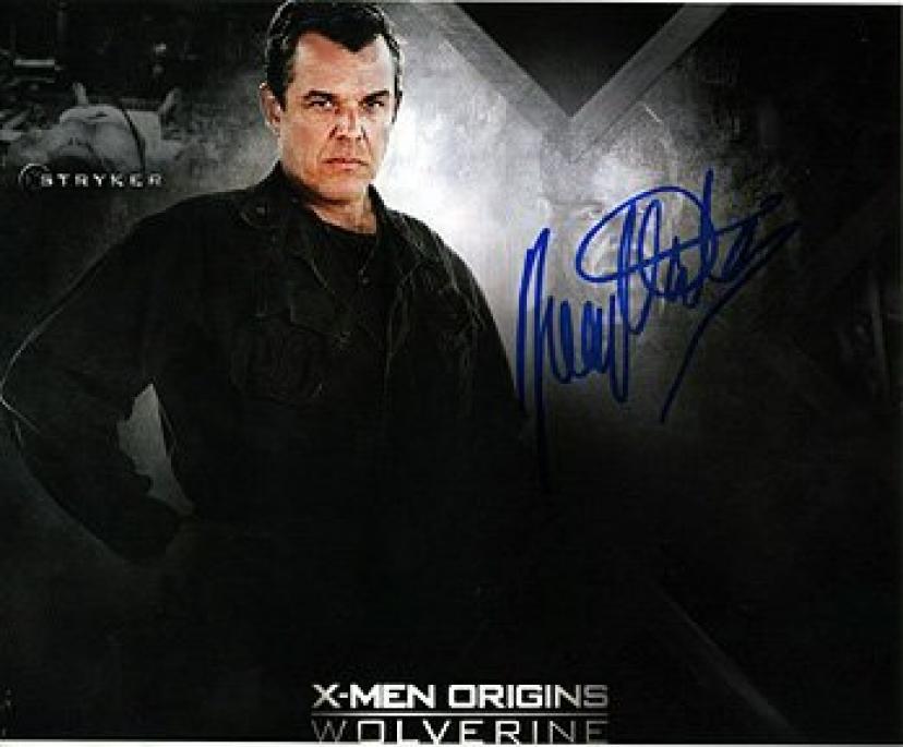 ダニー・ヒューストン『ウルヴァリン:X-MEN ZERO』