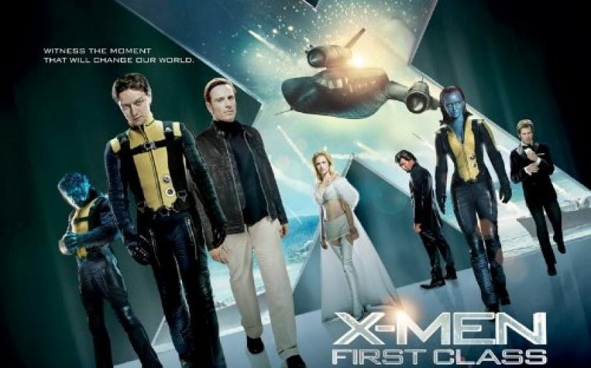 『X-MEN:ファースト・ジェネレーション』
