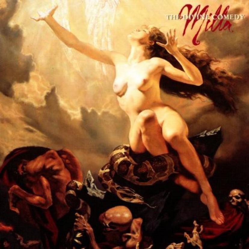 The Divine Comedy by Milla Jovovich (1994-04-05)[ミラ・ジョヴォヴィッチ]