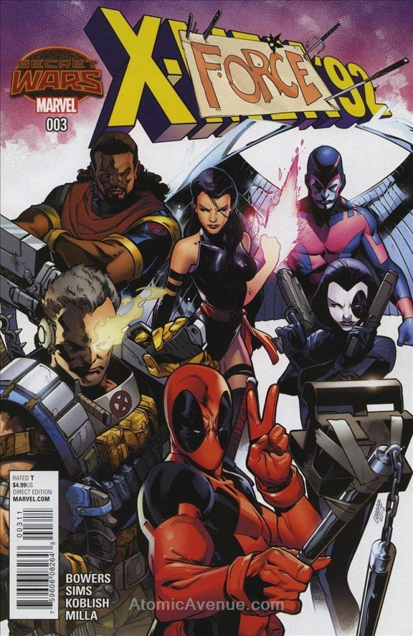 コミック「X-Force」