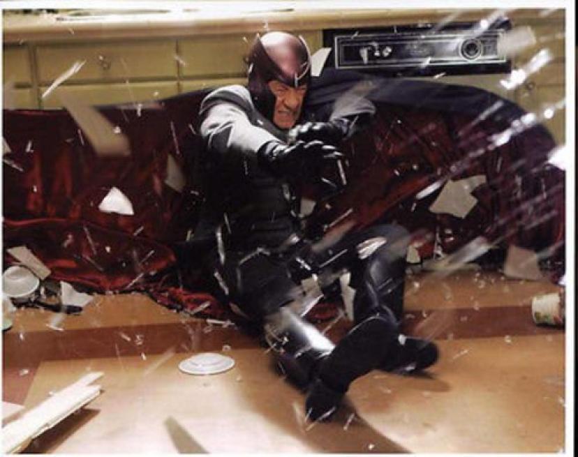 イアン・マッケラン『X-MEN:ファイナル・ディシジョン』