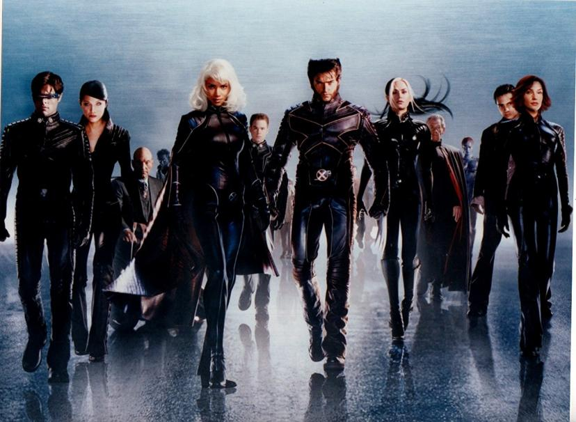 『X-MEN2』
