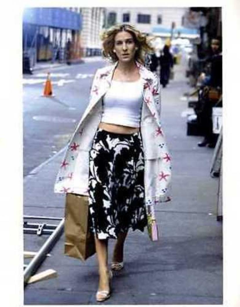 "Sarah Jessica Parker Sex And The City 8x10"" Photo #Z1240[サラ・ジェシカ・パーカー]"