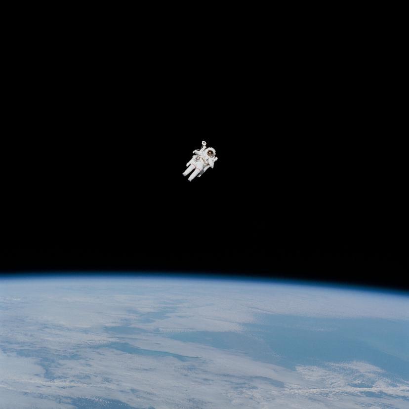 宇宙飛行士 フリー画像