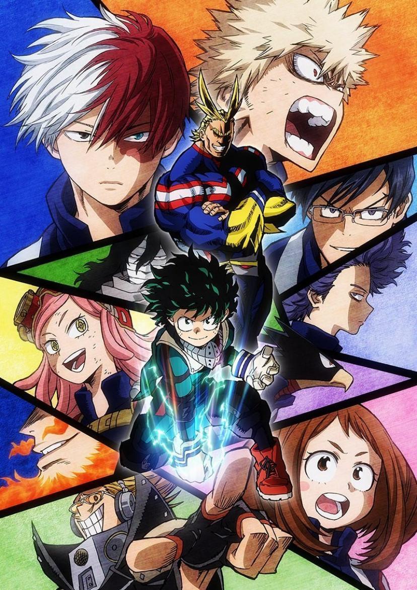 「僕のヒーローアカデミア」2nd Vol.6