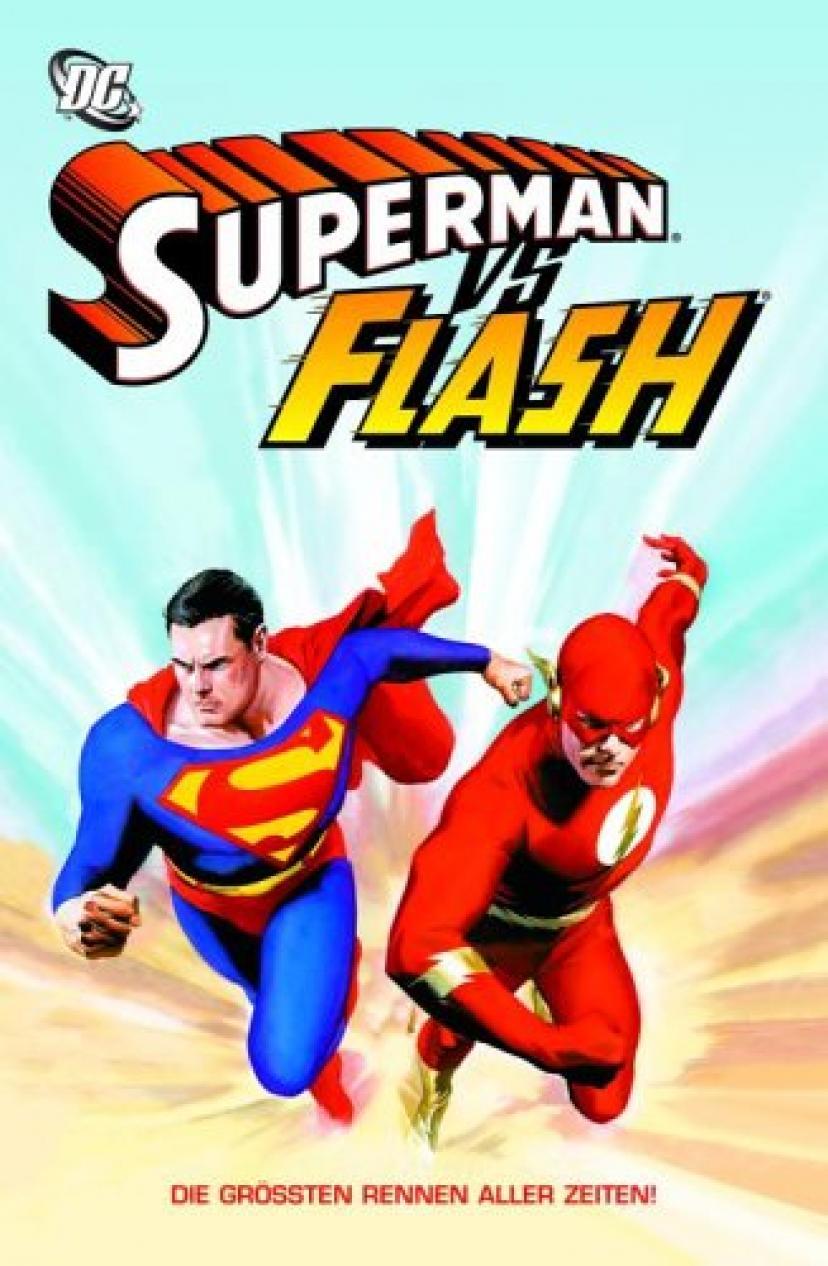 『スーパーマンvsフラッシュ』