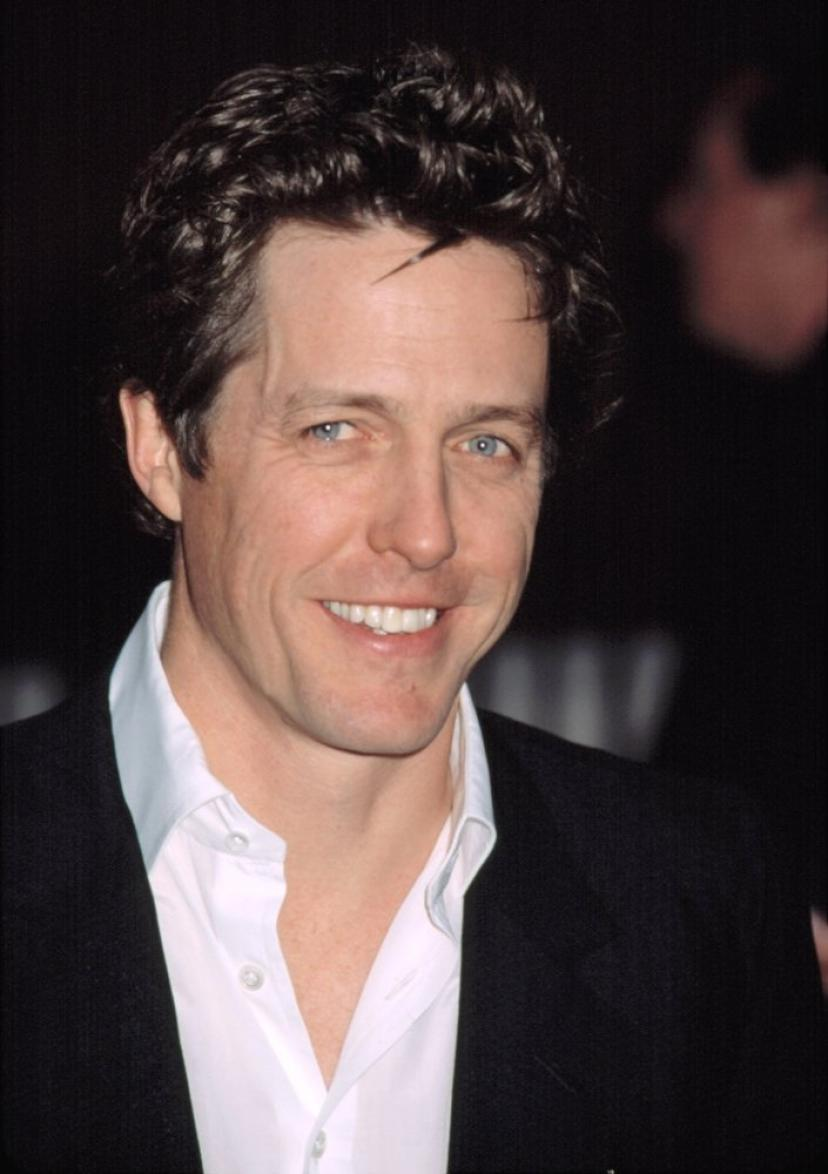 Hugh Grant At Premiere Of About A Boy (Opening Of Tribeca Film Festival) Photo Print (20.32 x 25.40 cm)[ヒューグラント][ヒュー・グラント]