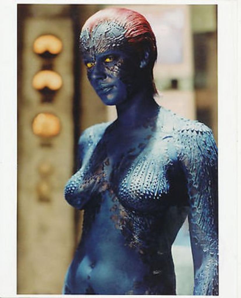 レベッカ・ローミン『X-MEN 2』