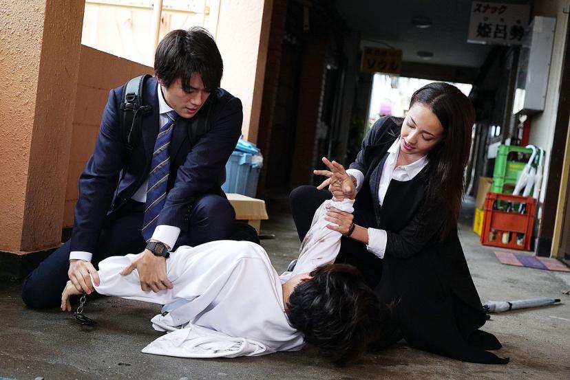 沢尻エリカ・新田真剣佑『不能犯』