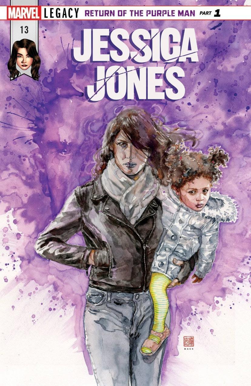 JESSICA JONES #13 LEGACY[ジェシカジョーンズ]