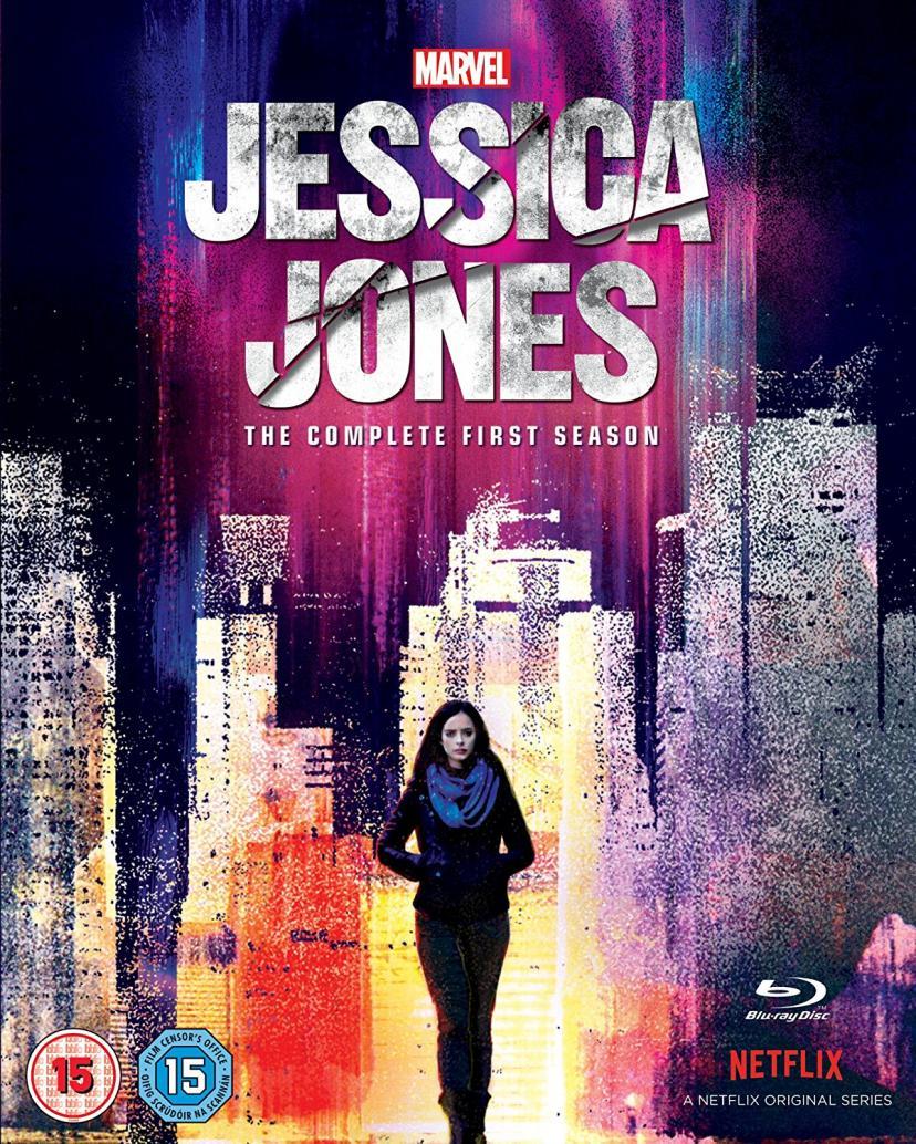Marvel's Jessica Jones: The Complete Season 1[ジェシカジョーンズ]