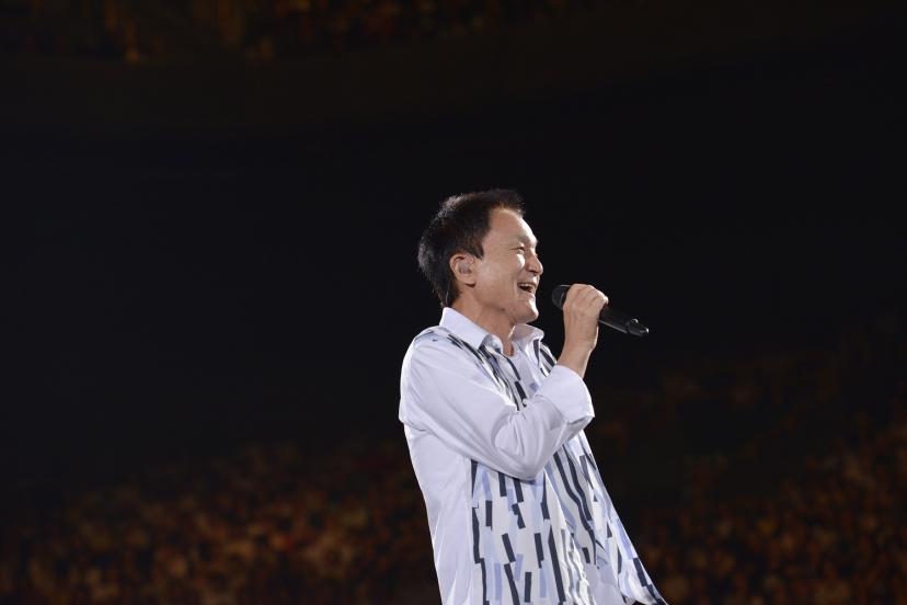 小田和正(『坂道のアポロン』プレス)
