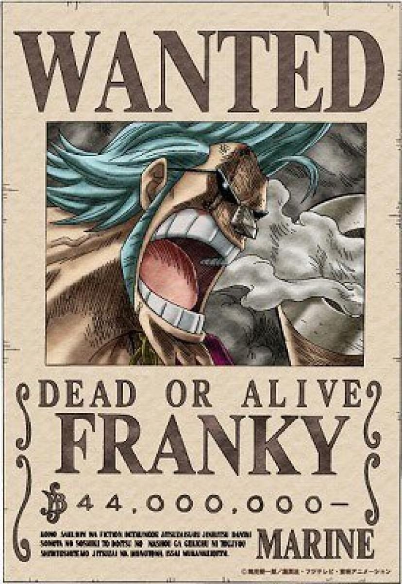 フランキー ワンピース