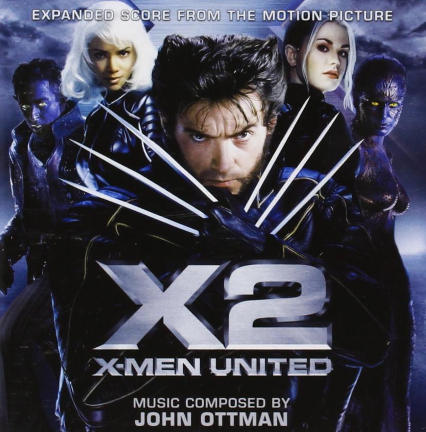 『X-MEN 2』