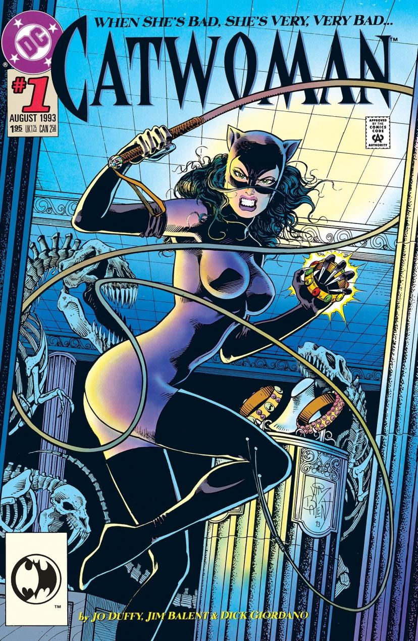 https://www.amazon.com/Catwoman-Jim-Balent-Book-One/dp/1401273637/ref=sr_1_2?ie=UTF8&qid=1512381914&sr=8-2&keywords=catwoman+comic