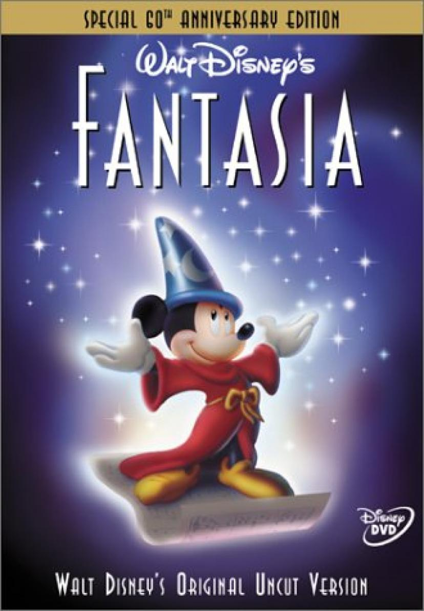 Fantasia (Special 60th Anniversary Edition)[ファンタジア/ディズニー]