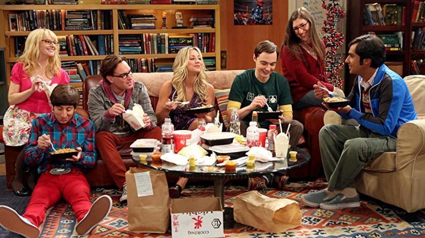 The Big Bang Theory 12 Seasons 2017ビッグバン☆セオリー ギークなボクらの恋愛法則