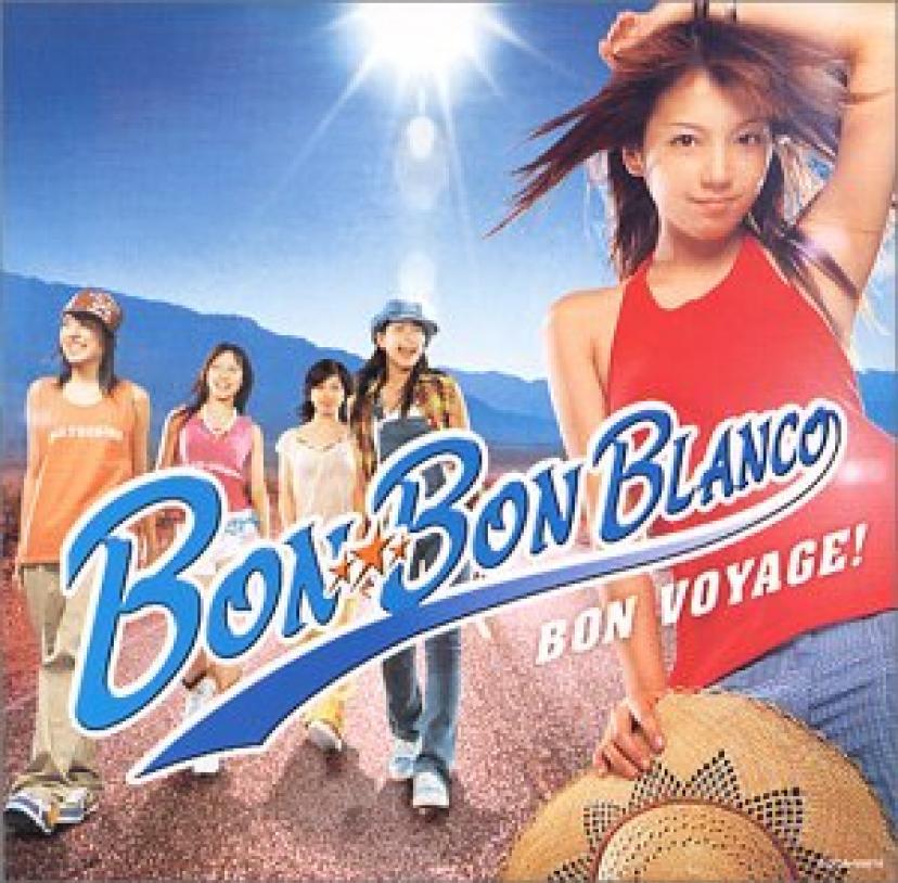 BON VOYAGE!(BON-BON BLANCO・写真ジャケット)(初回限定盤) Single, Limited Edition, Maxi