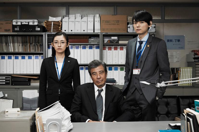 連続ドラマW「60 誤判対策室」(プレス)