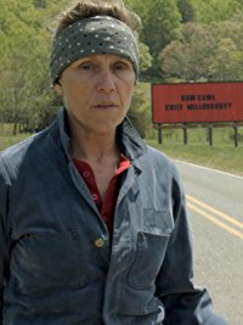 スリービルボードThree Billboards Outside Ebbing, Missouri: HBO First Look 2016  Subtitles and Closed Captions