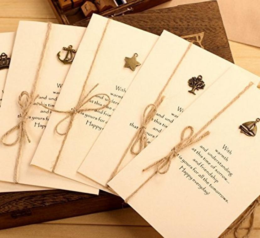 【5枚セット】Les Bugz メッセージ カード