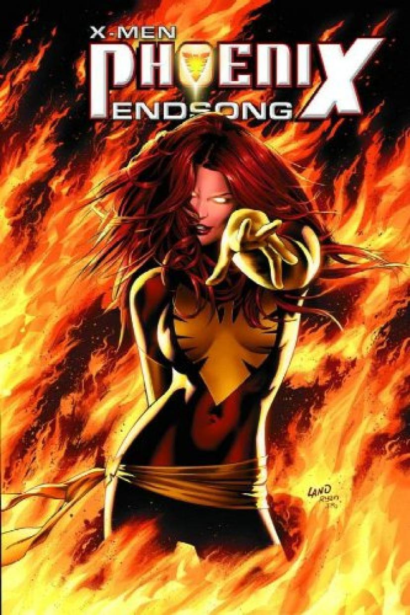 X-MEN ジーン・グレイ/フェニックス