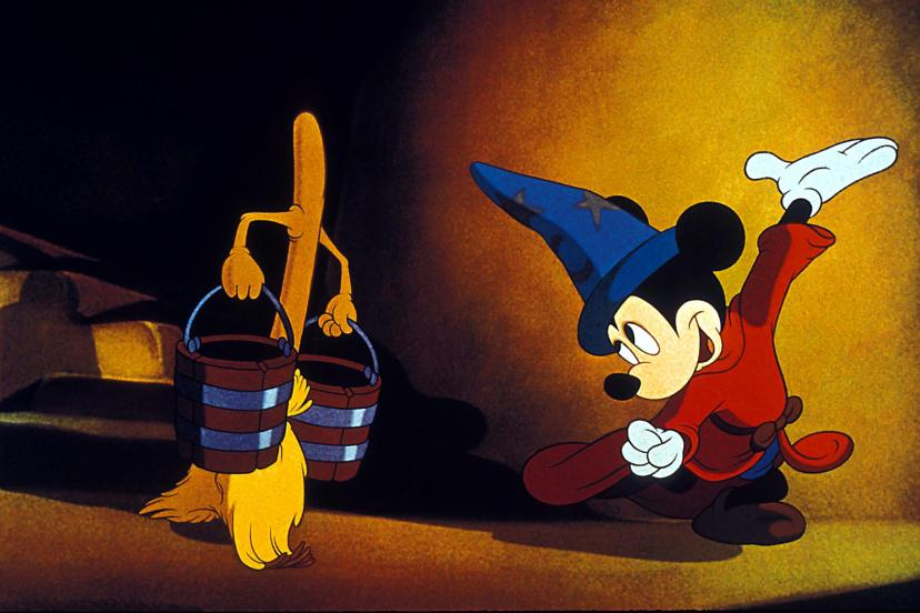 『ファンタジア』 ミッキー・マウス (ゼータ)
