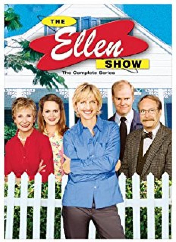 『エレン』DVD エレン・デジェネレス、アリス・ハーソン