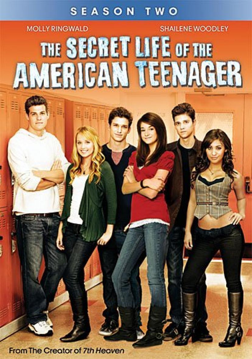THE SECRET LIFE OF THE AMERICAN TEENAGER アメリカン・ティーンエイジャー