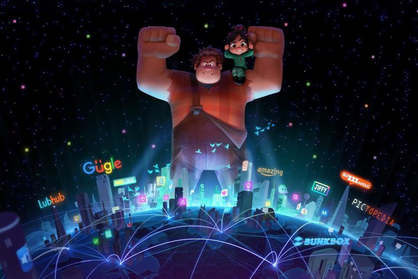 シュガー・ラッシュ:オンライン ディズニー