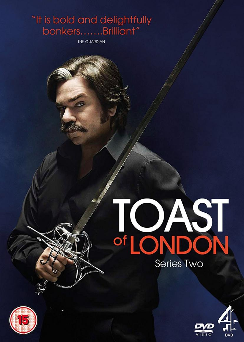Toast of London: Series Two [DVD]