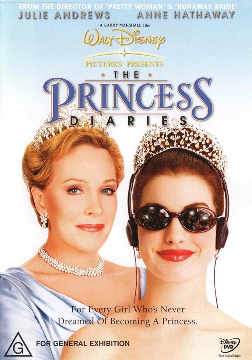 The Princess Diaries(プリティ・プリンセス)