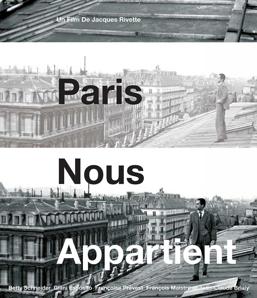 『パリはわれらのもの』