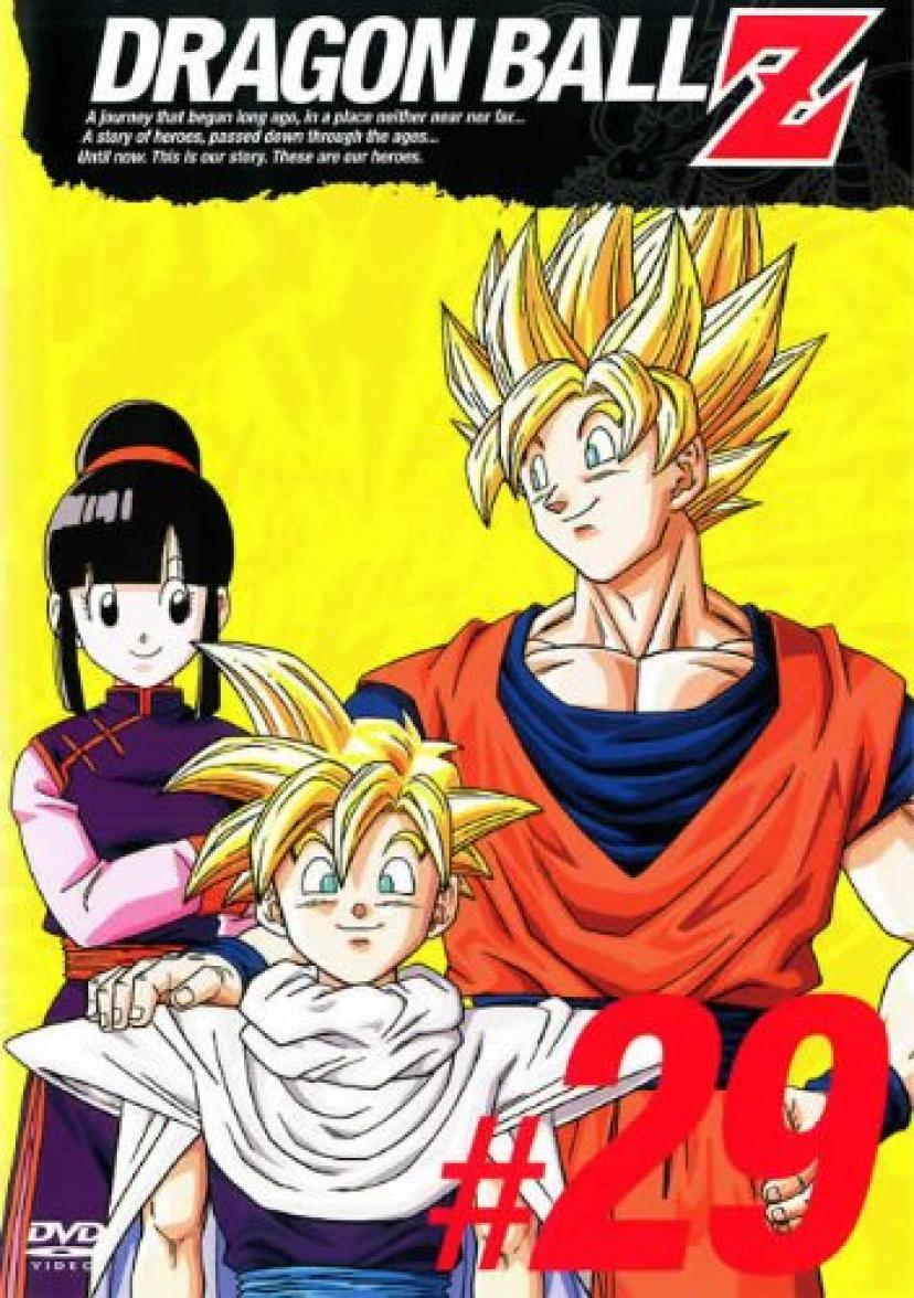 DRAGON BALL Z ♯29 [DVD]