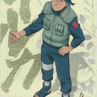 『NARUTO -ナルト-』木ノ葉隠れの里の中忍一覧