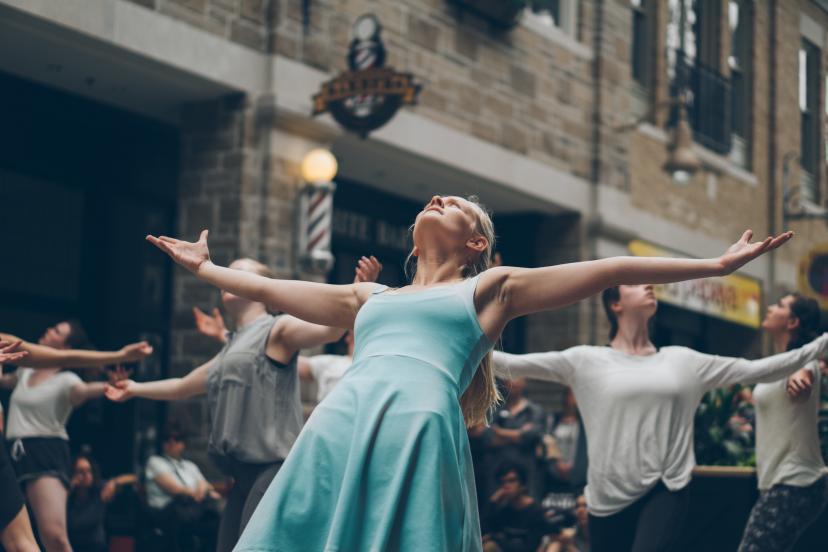 ダンス ミュージカル フリー画像