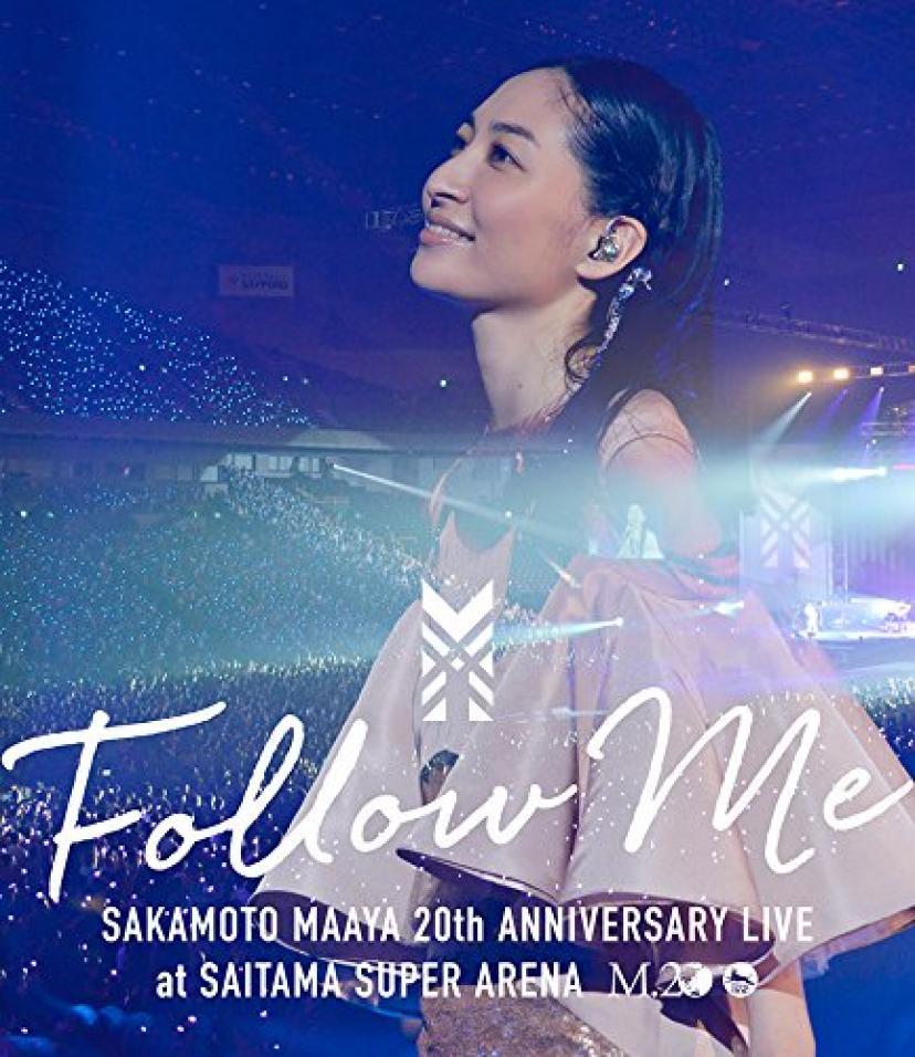 坂本真綾 Follow me