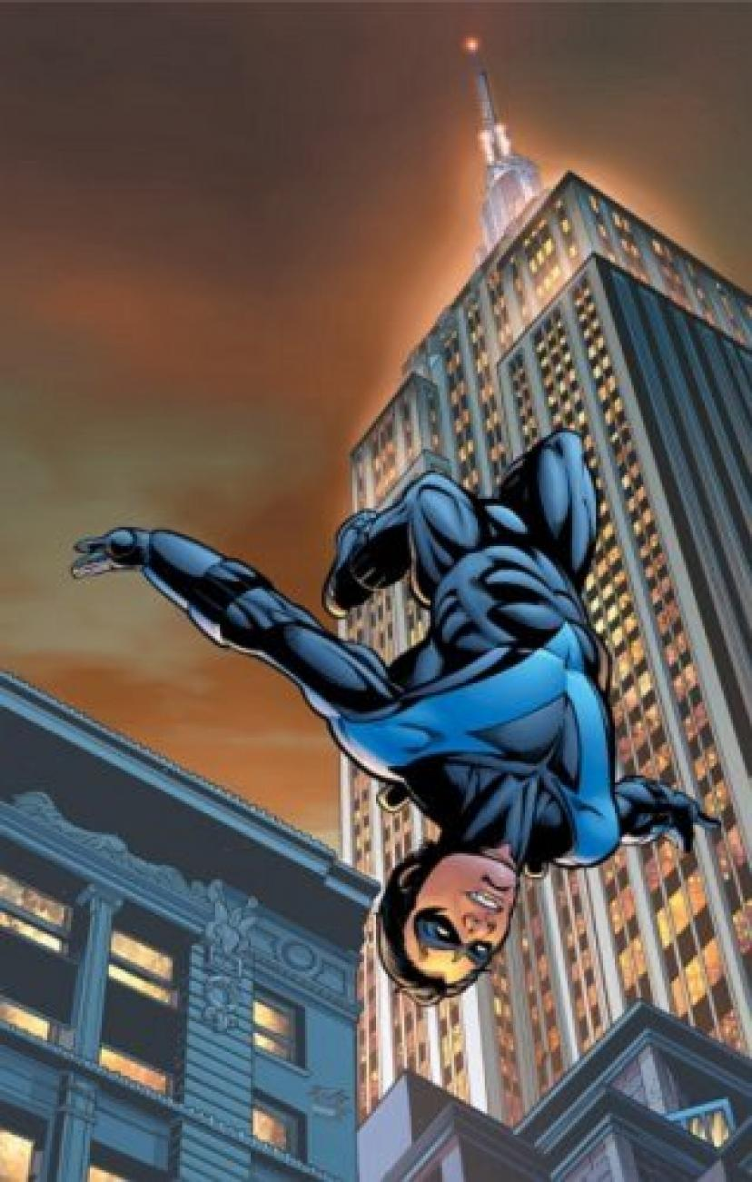 Nightwing: Love and War