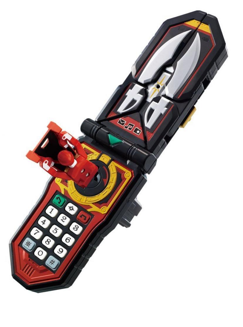 海賊戦隊ゴーカイジャー レンジャーキーシリーズ 変身携帯 モバイレーツ