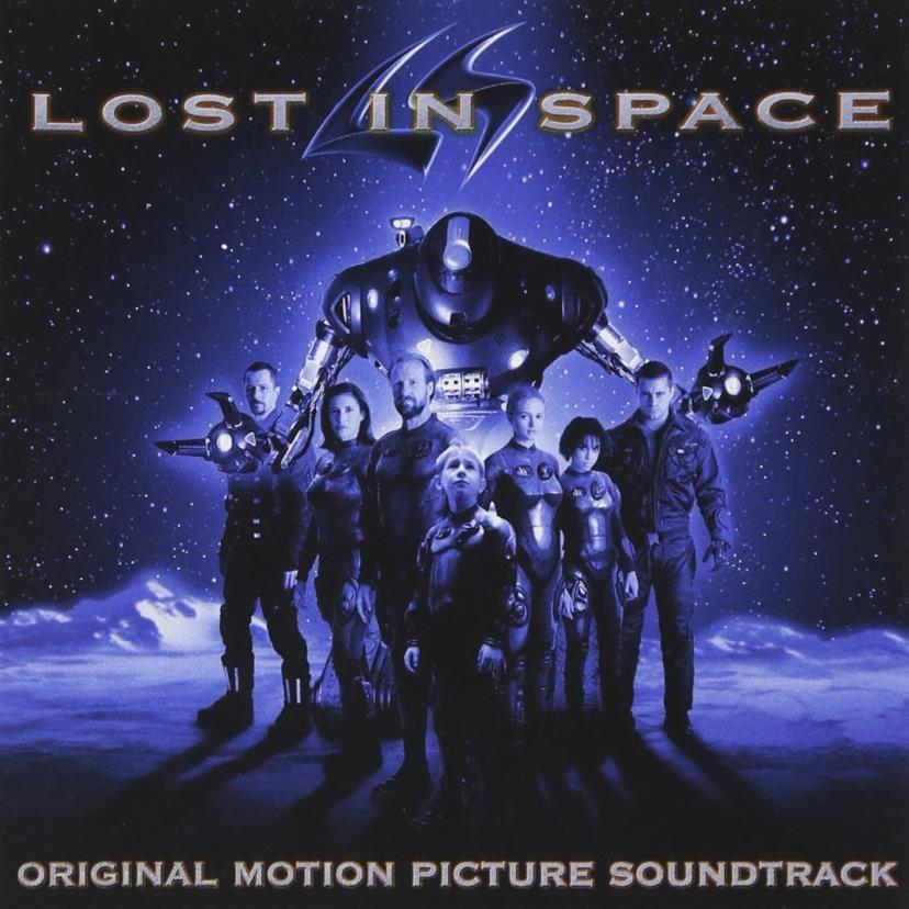 映画『ロスト・イン・スペース』(1998)