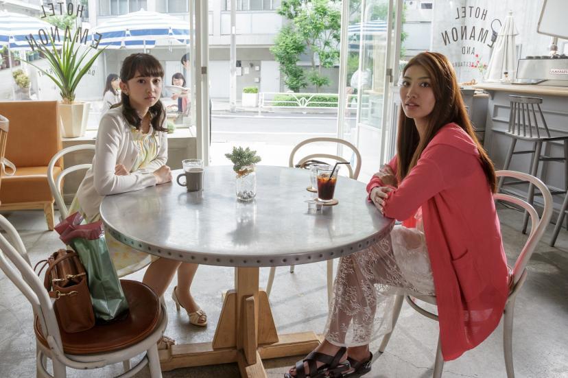 小宮有紗、青山めぐ『50回目のファーストキス』