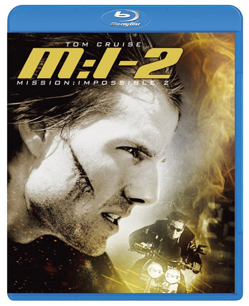M:I-2 ミッション:インポッシブル2